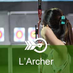 Accessoires pour l'archer