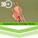 Accessoires pour montage flèche