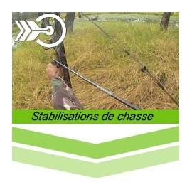 Stabilisations de chasse
