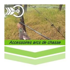 Accessoires pour arc de chasse